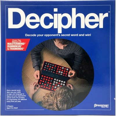 Decipher Board Game