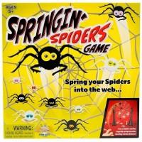 Springin Spider Game