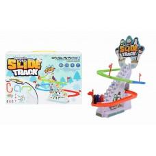 B/O Penguin Orbit Slide Track