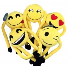 Emoji Pillow Monkeys