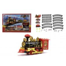B/O Steam Train Track