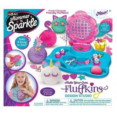 Cra-Z-Art Shimmer & Sparkle Fluffkins
