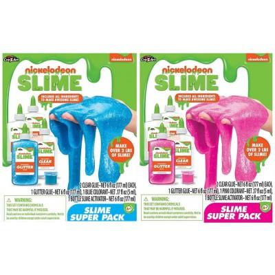 Cra-Z-Art Nickelodeon Slime Super Pack