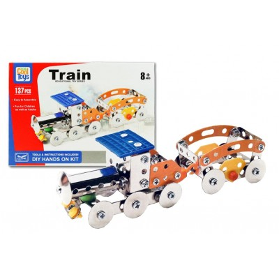 DIY Totally Cool Toys Train