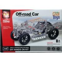 DIY Cool Toys Off-Road Car 253 Pcs.