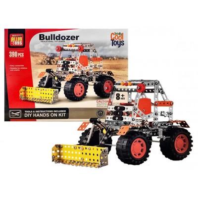 DIY Totally Cool Toys Bulldozer