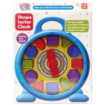 Shape Sorter Clock