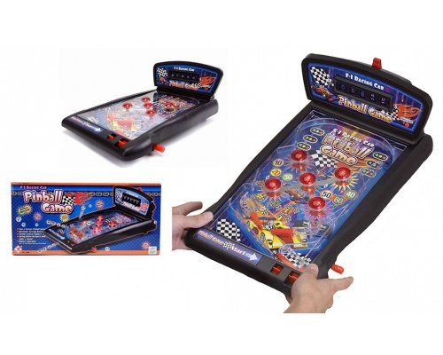 Tabletop Pinball Game