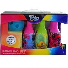 Trolls Bowling Set