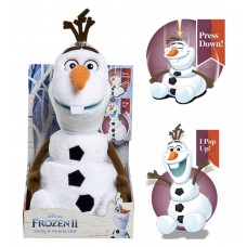 Disney Frozen 2 Spring & Surprise Olaf