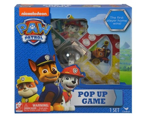 Paw Patrol Pop Up Game $6.35 Each.
