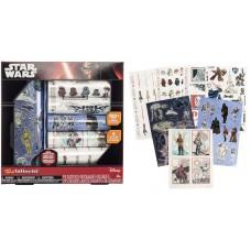 Star Wars Tattoo & Sticker Set