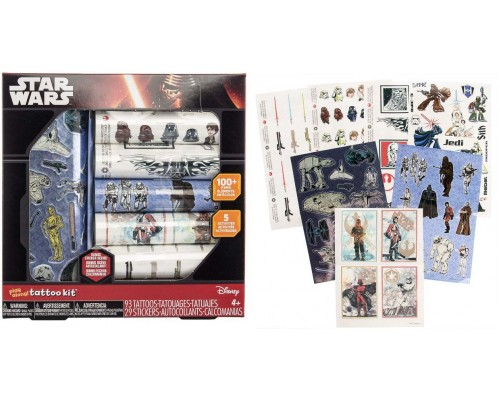 Star Wars Tattoo Kit