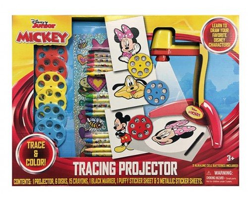 Disney Junior Tracing Set