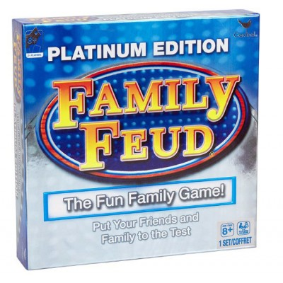 Family Feud Game Platinum Edition