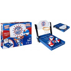 Tabletop Pop A Shot Game