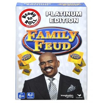 Family Feud Platinum Travel Edition