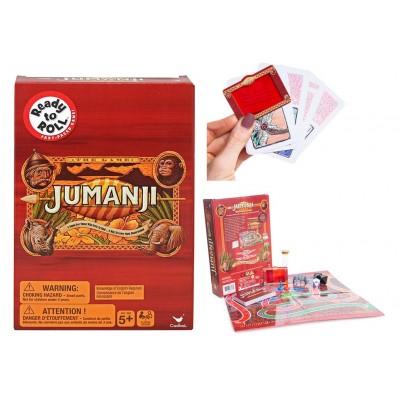 Jumanji Game Travel Edition