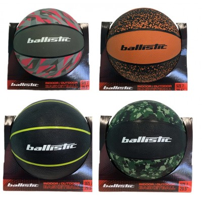 Ballistic Basketballs