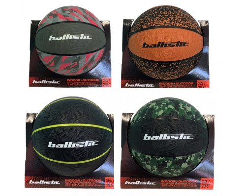 Ballistic Basketballs $6.50 Each.