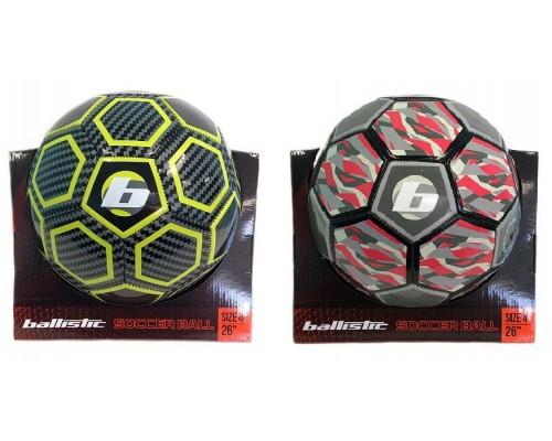 Ballistic Soccer Balls $6.50 Each.