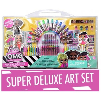 L.O.L. Surprise! OMG Super Deluxe Art Set