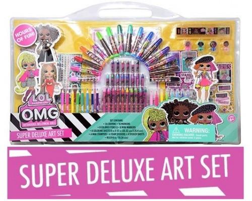 L.O.L. Surprise! OMG Super Deluxe Art Set