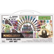 Star Wars Super Deluxe Art Set Mandalorian