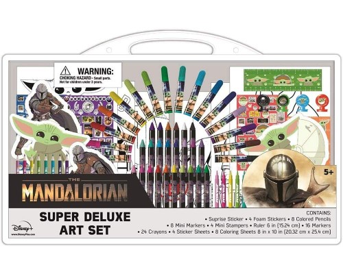 Star Wars Super Deluxe Art Set