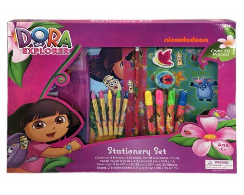 Dora Stationery Set $4.75 Each.