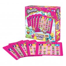 Shopkins Bingo Board Game