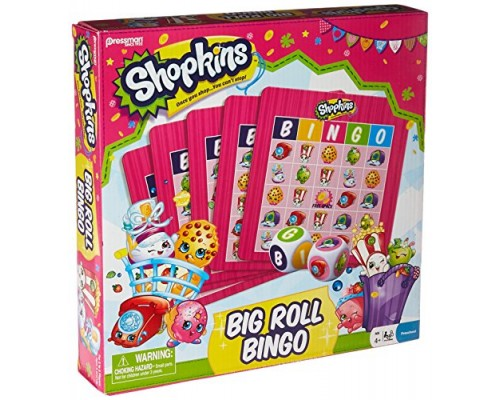Shopkins Bingo $8.00 Each.