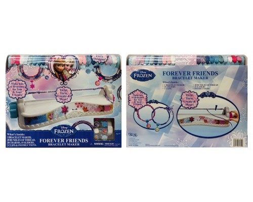 Frozen Bracelet Maker $16.75 Each.