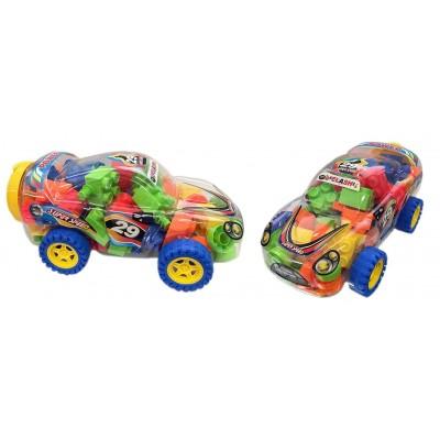 Block Car/Bus Jumbo Blocks