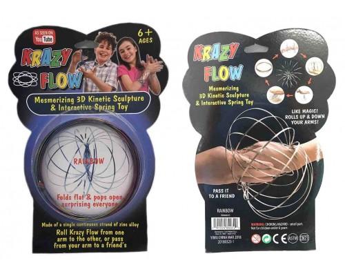 Krazy Flow Kinetic Rings $2.25 Each.