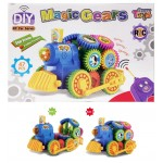 47 Pc. Magic Gears R/C Train
