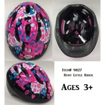 Helmet Toddler Runt Rider Ages 3+