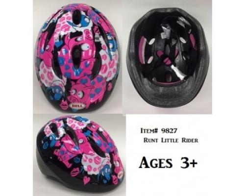 Helmet Toddler Runt Rider Ages 3+