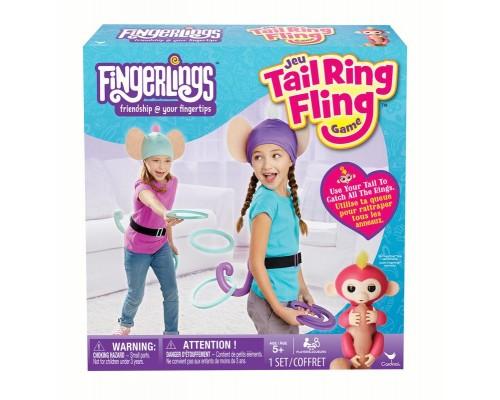 Fingerlings Tail Ring Fling Game