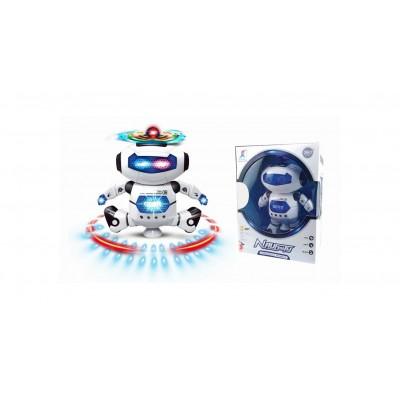 B/O Dancing Robot With Lights & Music