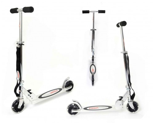 Glidekick Scooter Cruiser Black