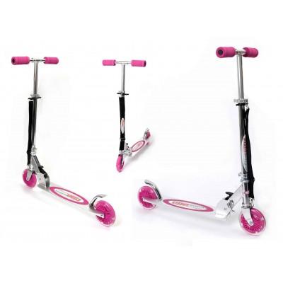 """Glidekick Scooter Cruiser Pink 28"""""""