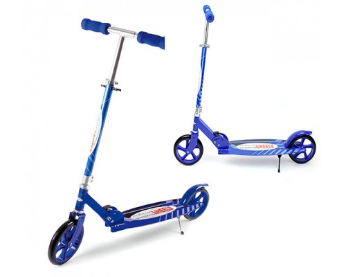 Jumbo Glidekick Scooter Blue