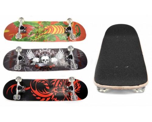"ChromeWheels 31"" Cruiser Skateboard"