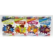 Classic Educational Card Games 2-in-1