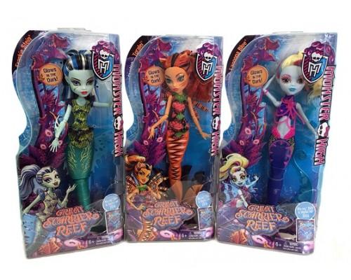 Monster High Dolls Assorted $9.59 Each.