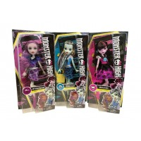 Monster High Dolls Assorted $7.89 Each.
