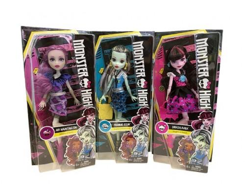Monster High Dolls Assorted $7.89 Each.