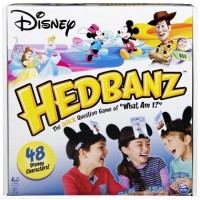 Disney HedBanz Guessing Game