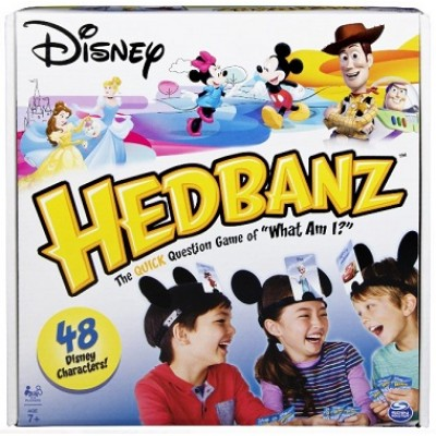 Disney HedBanz Guessing Game